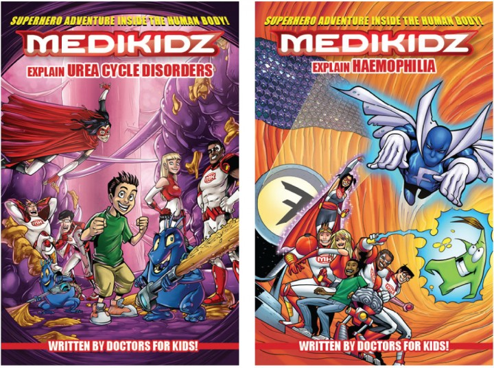 Medikidz2commiccovers