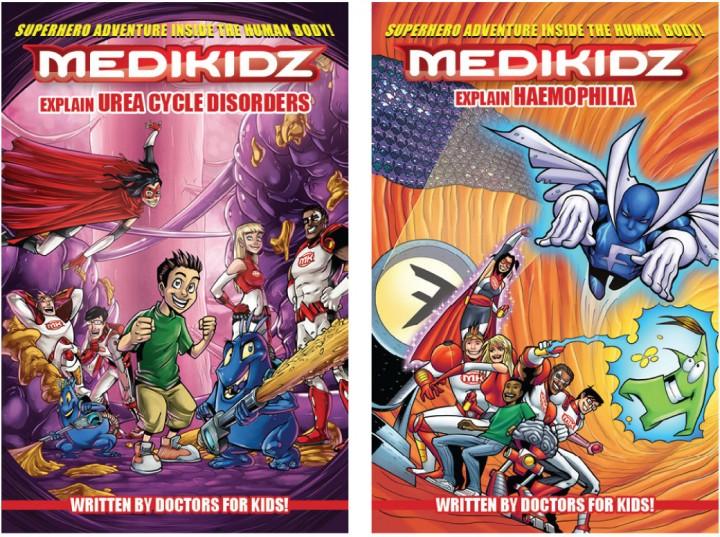 Medikidz2commiccovers