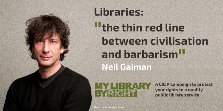 CILIPneil-gaiman-thin-red-line